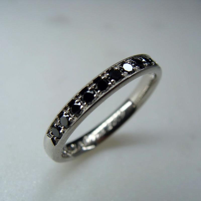 Alliance Diamants Noirs | Fabrication sur-mesure de bijoux à Bourgueil (37)